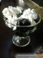 Фото к рецепту: Чернослив со сливками