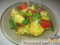 Фото к рецепту: Овощное карри с цветной капустой