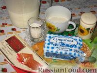 Фото приготовления рецепта: Шоколадный пудинг из манки - шаг №1