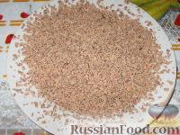 Фото приготовления рецепта: Шоколадный пудинг из манки - шаг №2