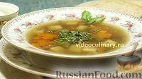 Фото к рецепту: Постный суп с чечевицей