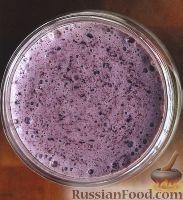 Фото к рецепту: Смузи из замороженных ягод