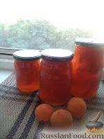 """Фото к рецепту: Варенье """"Пятиминутка"""" из абрикосов"""