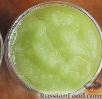 Фото к рецепту: Смузи из дыни и фруктового сока