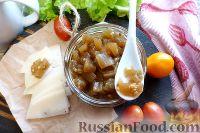 Фото к рецепту: Мармелад из баклажанов
