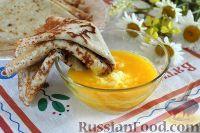 Фото к рецепту: Соус для блинов (вятская помакушка)