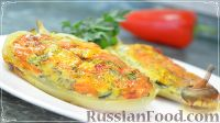 Фото к рецепту: Перец, фаршированный овощами
