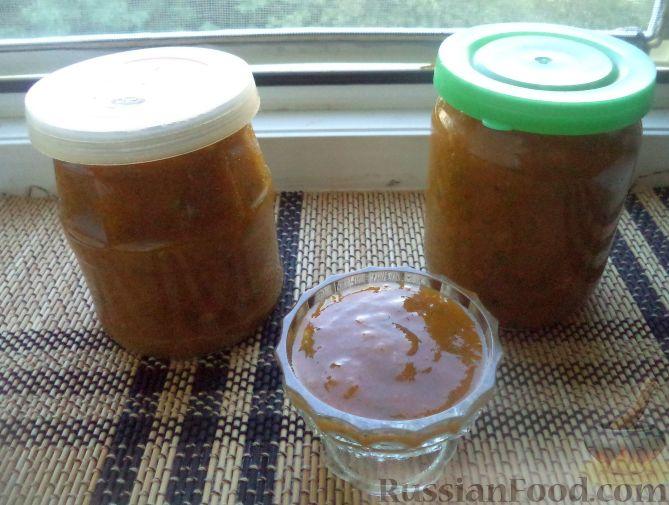 Фото к рецепту: Соус из алычи