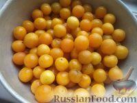 Фото приготовления рецепта: Соус из алычи - шаг №1