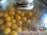 Фото приготовления рецепта: Соус из алычи - шаг №2
