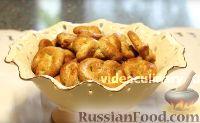 Фото к рецепту: Крендельки песочные с маком