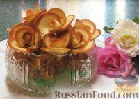 """Фото к рецепту: Бисквитное печенье """"Розы"""""""