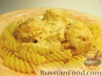 Фото к рецепту: Тефтели в сливочном соусе