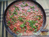 Фото к рецепту: Мясной соус к спагетти