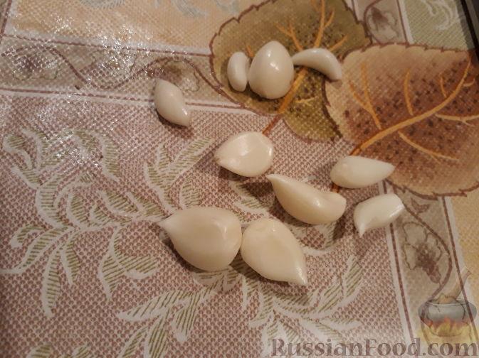 Фото приготовления рецепта: Перец резаный маринованный (простой способ) - шаг №6