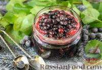 Фото к рецепту: Жареное варенье из черной смородины