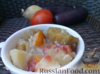 Фото к рецепту: Летнее овощное рагу (в мультиварке)