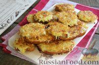 Фото к рецепту: Бутерброды с картошкой