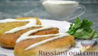 Фото к рецепту: Картофельные зразы с фаршем (картопляники)