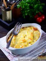 Фото к рецепту: Картофель по-венгерски