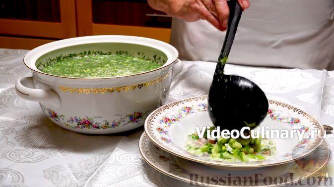 Фото приготовления рецепта: Пекинская капуста, запечённая с мясным фаршем - шаг №9