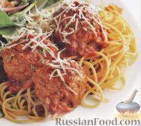 Фото к рецепту: Тефтели в томатном соусе