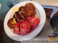 Фото к рецепту: Картофельные котлеты