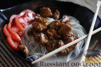 Фото к рецепту: Курица в соусе терияки