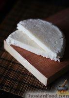 Фото к рецепту: Панир (индийский сыр)