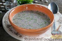 Фото к рецепту: Лобахашу (армянский фасолевый суп)