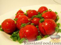 Фото к рецепту: Битые помидоры