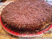 Фото к рецепту: Кофейный пирог на кефире