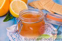 Фото к рецепту: Апельсиновый джем в микроволновке