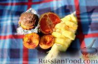 Фото к рецепту: Десерты на углях