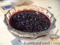 Фото к рецепту: Варенье из черники