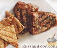 Фото к рецепту: Ягнятина с тимьяном (на гриле)