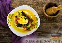Фото к рецепту: Яйца в томатном соусе