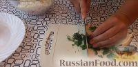 Фото приготовления рецепта: Рулеты из лаваша с крабовыми палочками - шаг №2