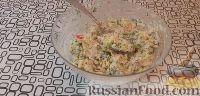 Фото приготовления рецепта: Рулеты из лаваша с крабовыми палочками - шаг №3