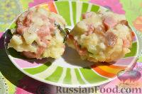 Фото к рецепту: Тирольские хлебные клецки со смальцем