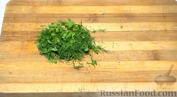 Фото приготовления рецепта: Рыбный суп с кускусом - шаг №4