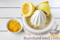 Foto receta de cocina: tarta de limón - un paso №4