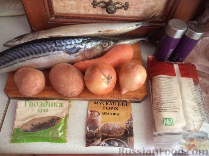 Фото приготовления рецепта: Террин из куриных сердечек и манной крупы - шаг №2