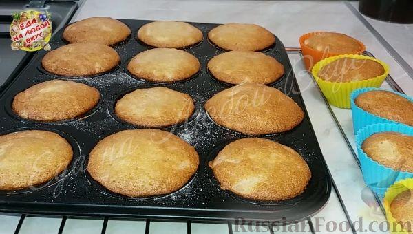 Манник на кефире рецепт с яблоками без яиц
