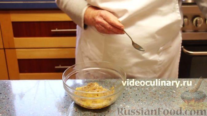 Фото приготовления рецепта: Курица в персиковой глазури - шаг №3