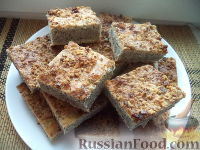 Фото к рецепту: Пирог маковый на кефире