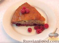 Рецепт ягодного пирога на сметане