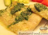 Фото к рецепту: Хек в сливочном соусе