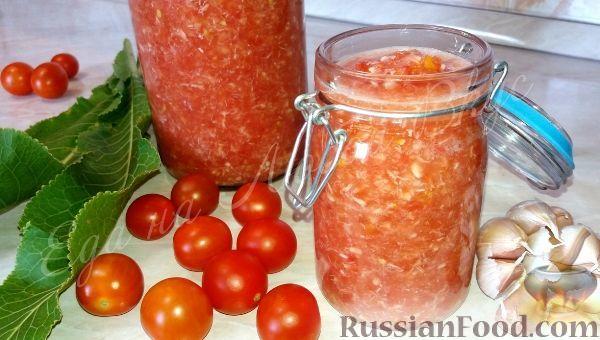 Фото приготовления рецепта: Хреновина по-русски - шаг №4