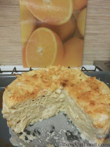 Фото приготовления рецепта: Чесночный хлеб «Улитка» - шаг №18